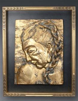 Susan Kadish - 3732 Stoneware, Sculpture