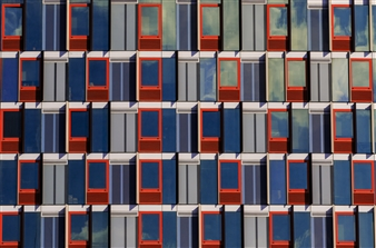 Andreas Meer - Windows Photograph on Hahnemühle Paper, Photography