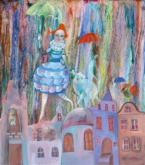 Irina Mauler - 08 Giclee, Prints