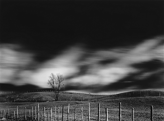 Antonio Biagiotti - Wind and Clouds Photographic Print on Board, Photography