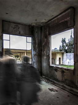 Shifra Levyathan - Ghosts of War 11 Digital C-Print, Photography