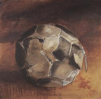 Fernando Ekman - Pelada Oil on Canvas, Paintings
