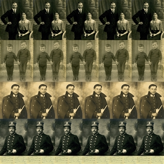 Wallace - Adolphe's Family Photographic Print on Fine Art Paper, Prints