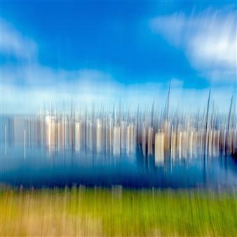 Renzo Sanchez-Silva - Monterey Bay Marina Metal Print, Photography