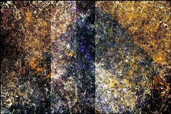 Paciel González - Pirámide 3271 Digital Print and Acrylic on Canvas, Prints