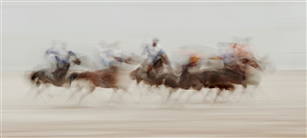 Danny Johananoff - Rush Photograph on Plexiglass, Photography