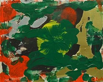 Oliwia Biela - Insanely Risky Oil & Acrylic on Canvas, Paintings