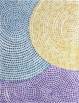 Alan Lacke Cairo - Continuity Acrylic on Canvas, Paintings