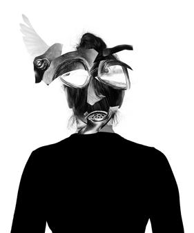 Shokoufeh Malekkiani - The Legend of the Phoenix #14 Photograph on Canson ® Infinity PrintMaKing Rag, Photography