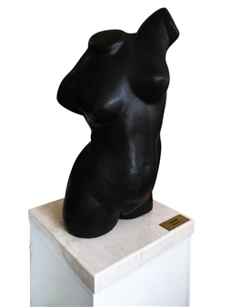 Jiri Maska - Virgin Limestone, Sculpture