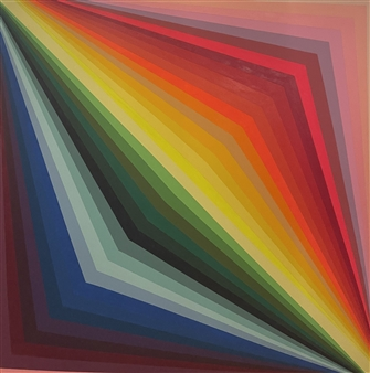 Jolie Dueñas - Instamatic Acrylic on Canvas, Paintings
