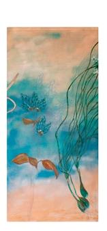 Mar De Redin - La Suerte en el Culo_C3 Acrylic & Mixed Media on Linen Canvas, Mixed Media
