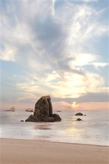 Noelle Kristine - Oregon Coast Photograph on Hahnemühle Paper, Photography