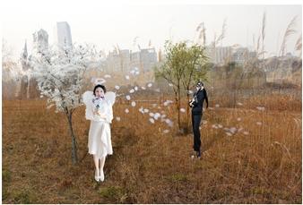 Eunmi Park - Two Angels II Archival Pigment Print, Digital Art