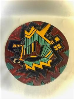 Nora Pineda - Color Celebrations Stoneware, Sculpture