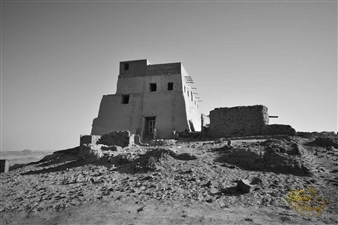 Ashraf Elsharif - Old Dongola Photograph on Fine Art Paper, Photography