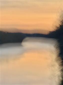 Evan William Plunkett - Pond #7 Archival Pigment Print, Photography