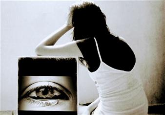Hanan Levi - Broken Digital Assemblage on Fine Art Paper, Photography