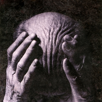 Benny De Grove - My Path Through the Wrinkles of Life Photograph on Hahnemühle Paper, Photography