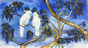 Di - I Can Fly Oil on Canvas, Paintings
