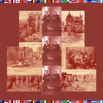 Wallace - War Scenes (Belgium) n°1 Photographic Print on Fine Art Paper, Prints