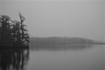 Paris Gray - Lake House Archival Pigment Print, Photography