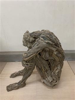 Akemi Fujita - Crouch Wood, Sculpture