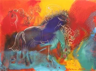 Irina Mauler - 11 Giclee, Prints