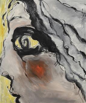 Jian Jun An - 01JAN Acrylic on Canvas, Paintings