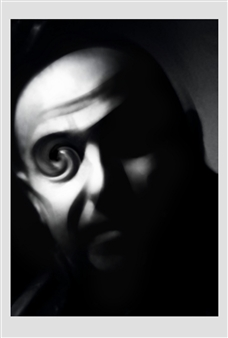 Jesua Marian - Suspicion Archival Pigment Print, Digital Art
