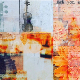 Stephanie Pitoy - Unfinished Thoughts, No. 13 Digital C-Print, Prints