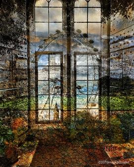 Mark markpizzaArt - London Sky Archival Pigment Print on Aluminum, Photography