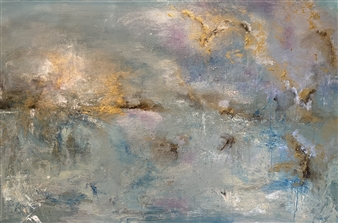 Kate Robinson - Lovely Living Acrylic on Canvas, Paintings