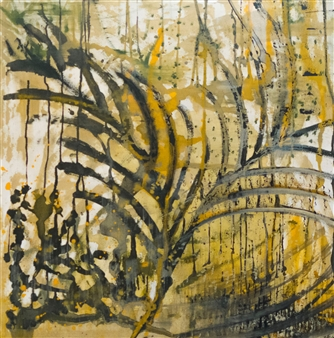 Mariela Soldano - Fall Acrylic on Canvas, Paintings