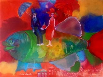 Irina Mauler - 15 Giclee, Prints
