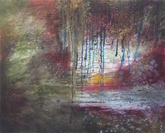 Saurabh Mohan - Adventure Acrylic on Canvas, Paintings