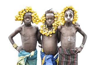 Safaa Kagan - Murci Boys 1 Archival Pigment Print, Photography