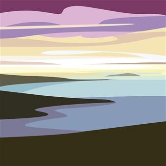 Phil Leith-Tetrault - The Labrador Coastline Digital Print on Paper, Prints