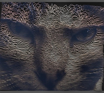 Jesua Marian - Perception Archival Pigment Print, Digital Art