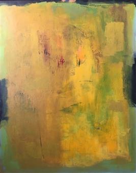 Paul Kittlaus - Untitled #128 Acrylic on Canvas, Paintings