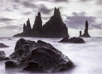 Olga Loschinina - Iceland 2. Photograph on Plexiglass, Photography