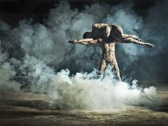 Joel Bardeau - Kalinka-I Photograph on Fine Art Paper, Photography