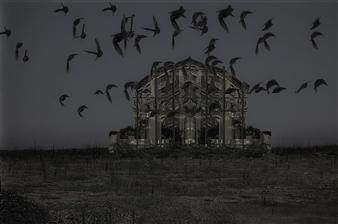 Shifra Levyathan - The Haunted House Digital C-Print, Photography