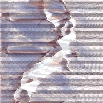 Perez Reiter - Quakes 46, 1/6 Fine Art Digital Print, Prints