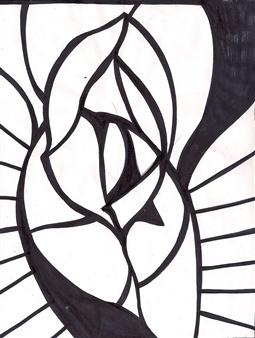 Craig Freeman - Light Pen & Ink, Drawings