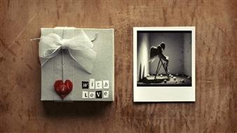Hanan Levi - Love Gifts Digital Assemblage on Fine Art Paper, Photography