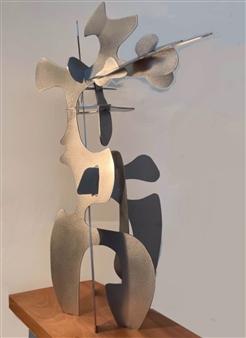 Joanne Syrop - Stay 1 Steel, Sculpture