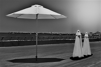 Shifra Levyathan - The Boardwalk Digital C-Print, Photography