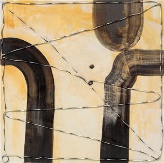 YeonSoo Kim - Tarantulas-1902 Mixed Media on Canvas, Mixed Media
