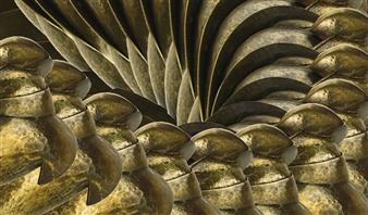 Stacey Dolen - Growth Digital Print on Aluminum, Digital Art